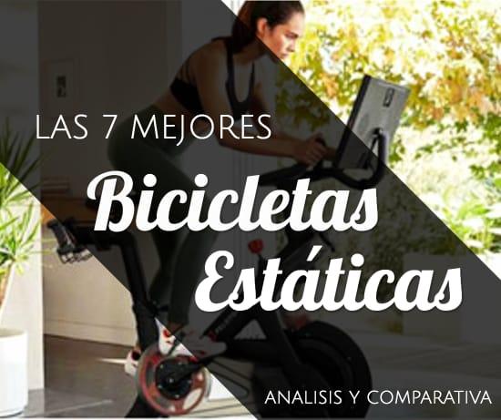 Las 7 Mejores Bicicletas Estáticas