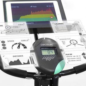 bicicletas estatica reclinada barata