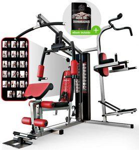 maquinas de musculacion multiestaciones ofertas