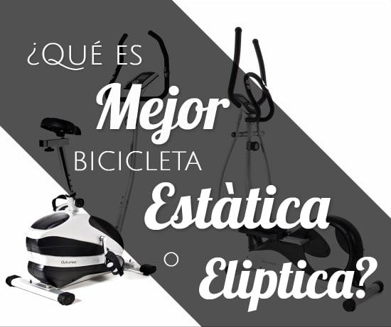 ¿Qué es Mejor, Bicicleta Estática o Elíptica?