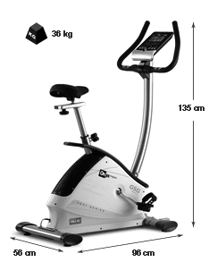 que es mejor la eliptica o la bicicleta estatica