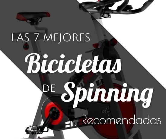 Las 7 Mejores Bicicletas de Spinning