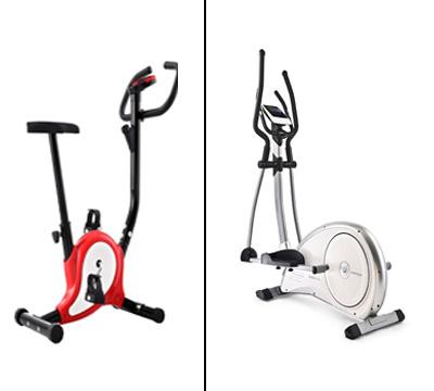 Qué es Mejor, Bicicletas Estáticas o Elípticas