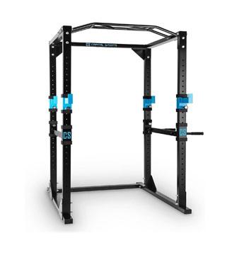 jaula de potencia gym