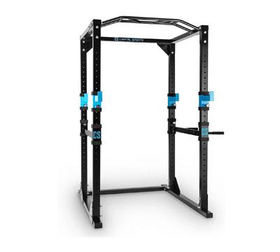 medidas de rack para crossfit