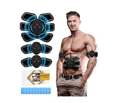mejor electroestimulador abdominal