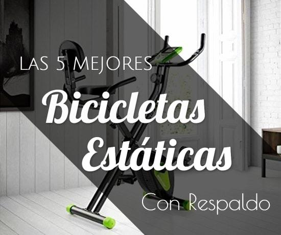 Las 5 Mejores Bicicletas Estática con Respaldo