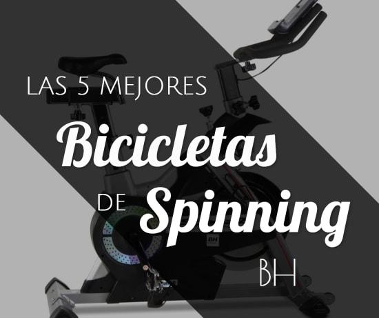 Las 5 Mejores Bicicletas de Spinning BH