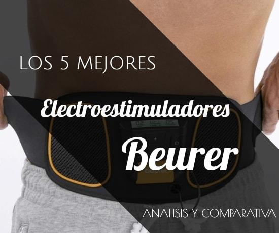 Los 5 Mejores Electroestimuladores Beurer