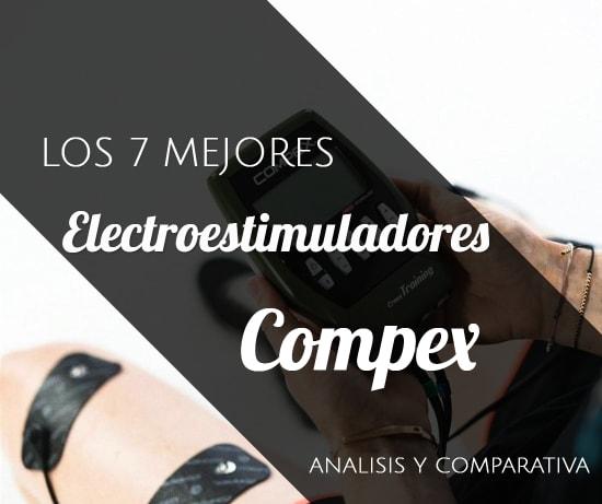 Los 7 Mejores Electroestimuladores Compex