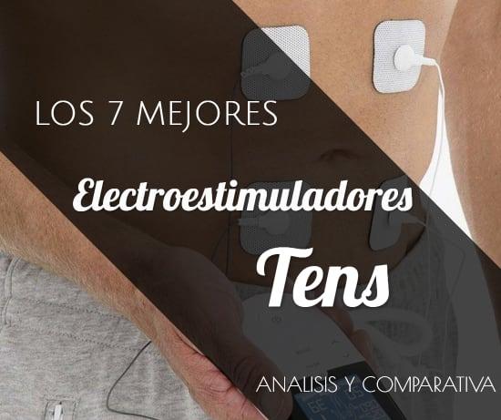 Los 7 Mejores Electroestimuladores TENS