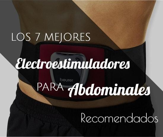 Los 7 Mejores Electroestimuladores para Abdominales