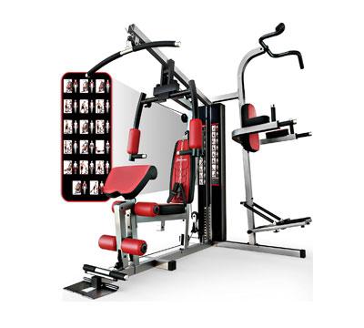 ejercicios para maquina multiestacion