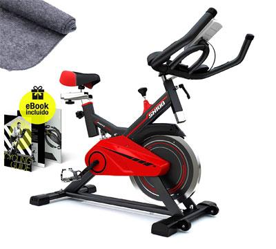 bicicleta ciclo indoor