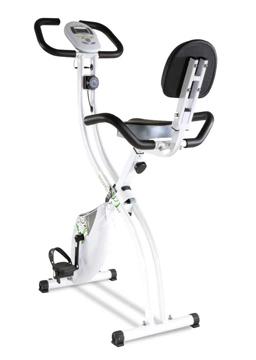 bicicleta estatica con respaldo