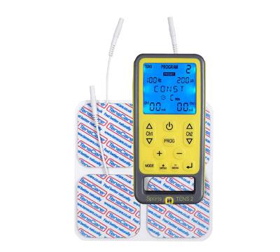 aparato de electroestimulación muscular