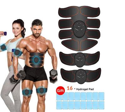 electroestimulador para abdominales