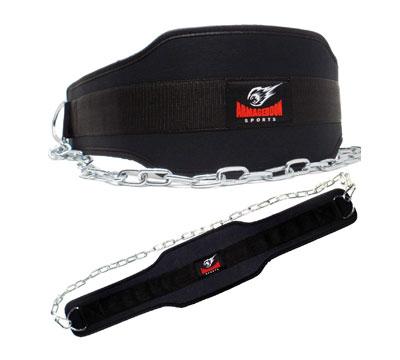 cinturon de lastre con cadena