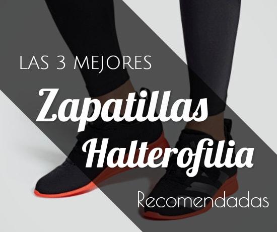 Las 3 Mejores Zapatillas Halterofilia